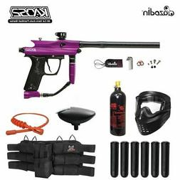 MAddog Azodin Kaos 2 Titanium Paintball Gun Package - Purple