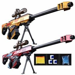 Blaster Rifle Soft Bullets Arms Paintball Children's Pistols