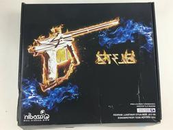 Azodin Blitz 3 Electronic Paintball Gun - Orange