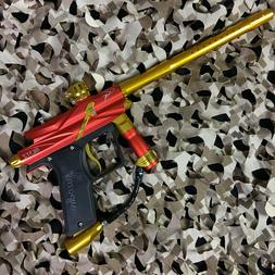 blitz 3 electronic paintball marker