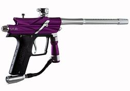 Azodin Blitz 3 Electronic Paintball Marker Gun - Purple/Silv