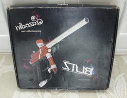 Azodin Blitz .68 Cal Electronic Paintball Marker Gun - Black