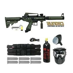 Brand New 3Skull Cronus Tactical Paintball Gun 3Skull Mega S