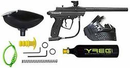 Brand New D3FY Conqu3st Semi Auto Paintball Marker Combo Kit