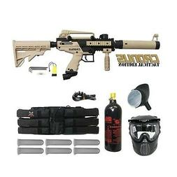 Brand New Tippmann Cronus Tactical Paintball Gun 3Skull Mega
