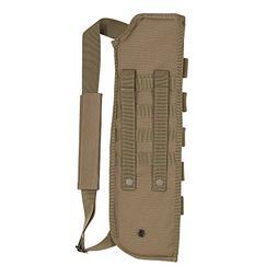VooDoo Tactical Men's Breacher's Shotgun Scabbard, Coyote