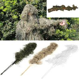 Camouflage Rifle Gun Wrap Cover For Camo Ghillie Sniper Pain