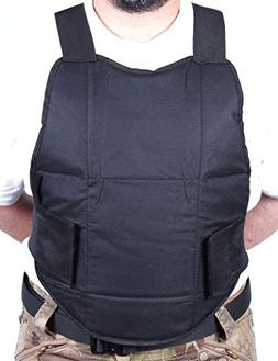 VIVOI Chest Protector - Padded Chest Protection for Paintbal