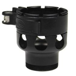 Custom Products Clamping Feedneck Ion Mini - Dust Black