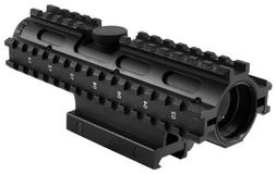 NcStar 4X32 Compact Scope-3 Rail Sighting System with Mil-Do