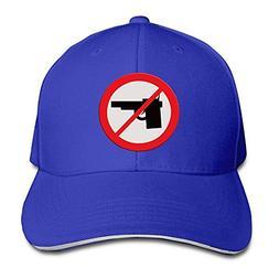 confirm vt No Guns Anti War Sandwich Cap Adjustable Hip Hop