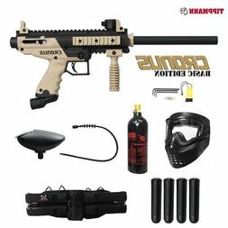 Tippmann Cronus Basic Silver Zephyr Paintball® Gun Package