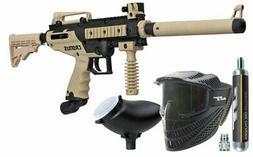 Tippmann Cronus Combat Powerpack .68Cal Paintball Kit Includ