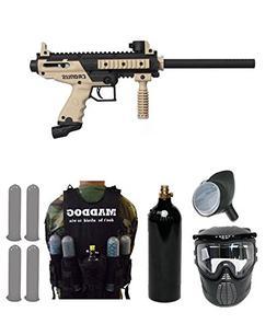 Tippmann Cronus Paintball Marker Gun -Basic Edition- Tan SWA
