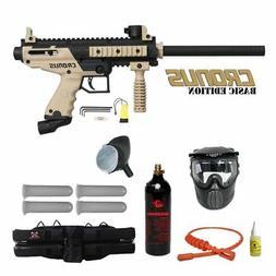 Tippmann Cronus Paintball Marker Gun Marker Basic Tan Starte