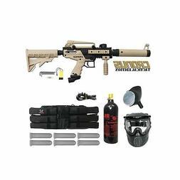 Tippmann Cronus Paintball Marker Gun Player Package Tactical