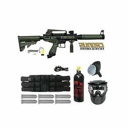Tippmann Cronus Paintball Marker Gun Player Package Tactical