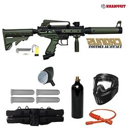 Tippmann Cronus Paintball Marker Gun -Tactical Edition- Oliv