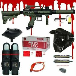 Tippmann CRONUS TACTICAL .68 CAL Paintball Gun Kit - READY P