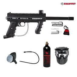 Tippmann Custom 98 Ultra Basic Bronze Paintball Gun Package