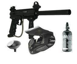Delux VTAC Blackhawk Mechanical Paintball Gun Set 48ci HPA t
