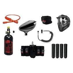 MAddog Elite Remote HPA Paintball Gun Accessory Package