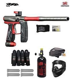 MAddog Empire Axe 2.0 Expert Paintball Gun Package - Dust Re