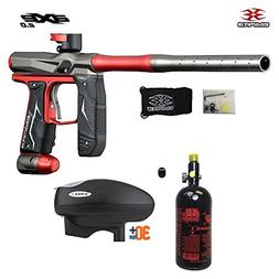 MAddog Empire Axe 2.0 HPA Paintball Gun Package D - Dust Red