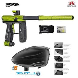 MAddog Empire Axe 2.0 Paintball Gun + Dye LT-R Loader Combo