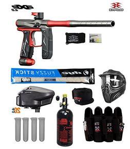 MAddog Empire Axe 2.0 Tournament Elite Paintball Gun Package