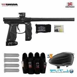 Empire Mini GS Paintball Gun + Dye LT-R Loader & Pro Harness