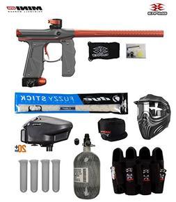 Empire Mini GS Tournament Elite Paintball Gun Package A - Du