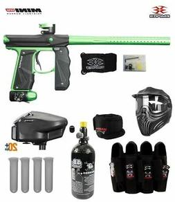 Empire Mini GS Tournament Elite Paintball Gun Package B - Bl
