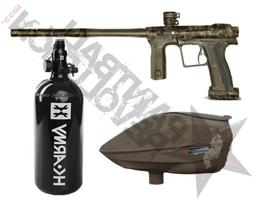 Planet Eclipse Etha 2 Paintball Marker Gun Premium Package H