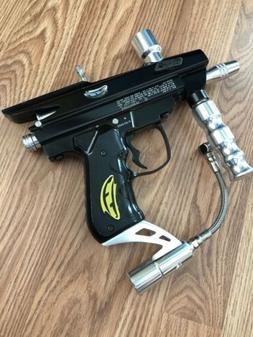 JT excellerator electronic paintball gun