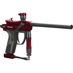 Spyder Fenix Electronic Marker / Gun - Gloss Red - Paintball