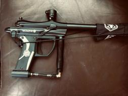 Spyder Fenix Electronic Paintball Marker Gun  - Black