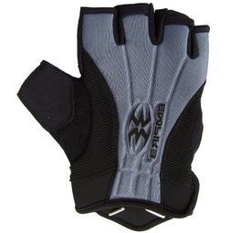 Empire Paintball Fingerless Gloves, Small/Medium, Black