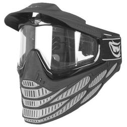 JT FLEX-8 FLEX8 Grey Thermal Paintball Mask Goggles