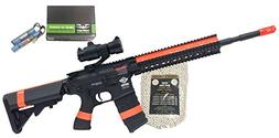 G&G CM-16 R8-L Black Airsoft Alpha Viper Package