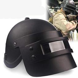 Game Battlegrounds Cosplay Helmet, Ikevan KneePro Tactical U