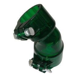 GREEN finger Locking Feed neck Elbow Paintball Gun Loader VL