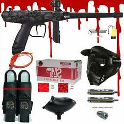 Tippmann GRYPHON FX SKULL .68 CAL Paintball Gun Kit - READY