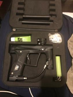 Planet Eclipse Gtek paintball gun W/ Dye Electric Hopper And