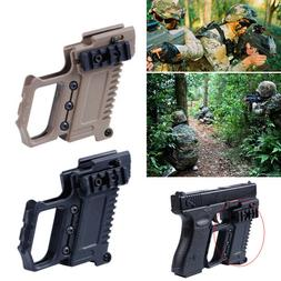 Gun Loading Device Pistol Glock Rail Mount for Hunting Paint