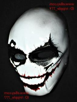 Halloween Costume Cosplay BB Gun Airsoft Paintball Mask Full