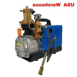 HIgh Pressure Air  compressor Scuba Paintball PCP Pump Air G