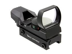 Tactical Holographic Red Green Dot Reflex Optic Sight Rifle