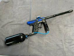 Smart Parts ION Paintball marker paint gun with Co2 bottle