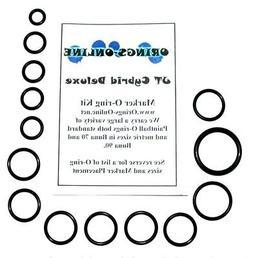 JT Cybrid Paintball Marker O-ring Oring Kit x 2 rebuilds / k
